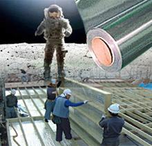 宇宙産業から生まれた遮熱材を正しい理論と知識で施工!